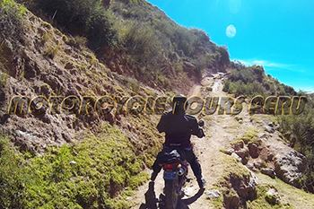 Amzing enduro trail - Sacred Valley of the Inkas