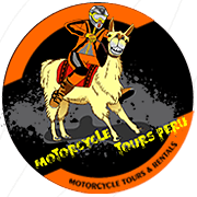 Logo Motorcycle Tours Cusco Peru