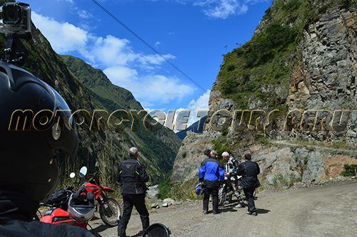 Motorcycle Tour to Sacred Valley of the Incas